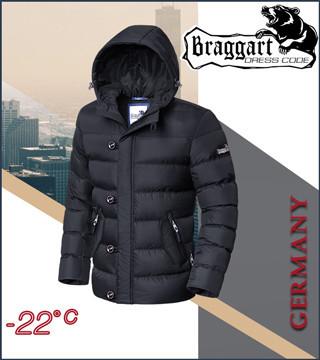 Куртка модная зимняя мужская р. 46 48 50 52