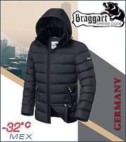 Стильная мужская куртка зимняя Braggart Dress Code р. 46