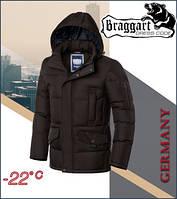 Куртка Braggart утепленная качественная размера: 48(M), 50(L), 52(XL), 54(XXL), 56(3XL)