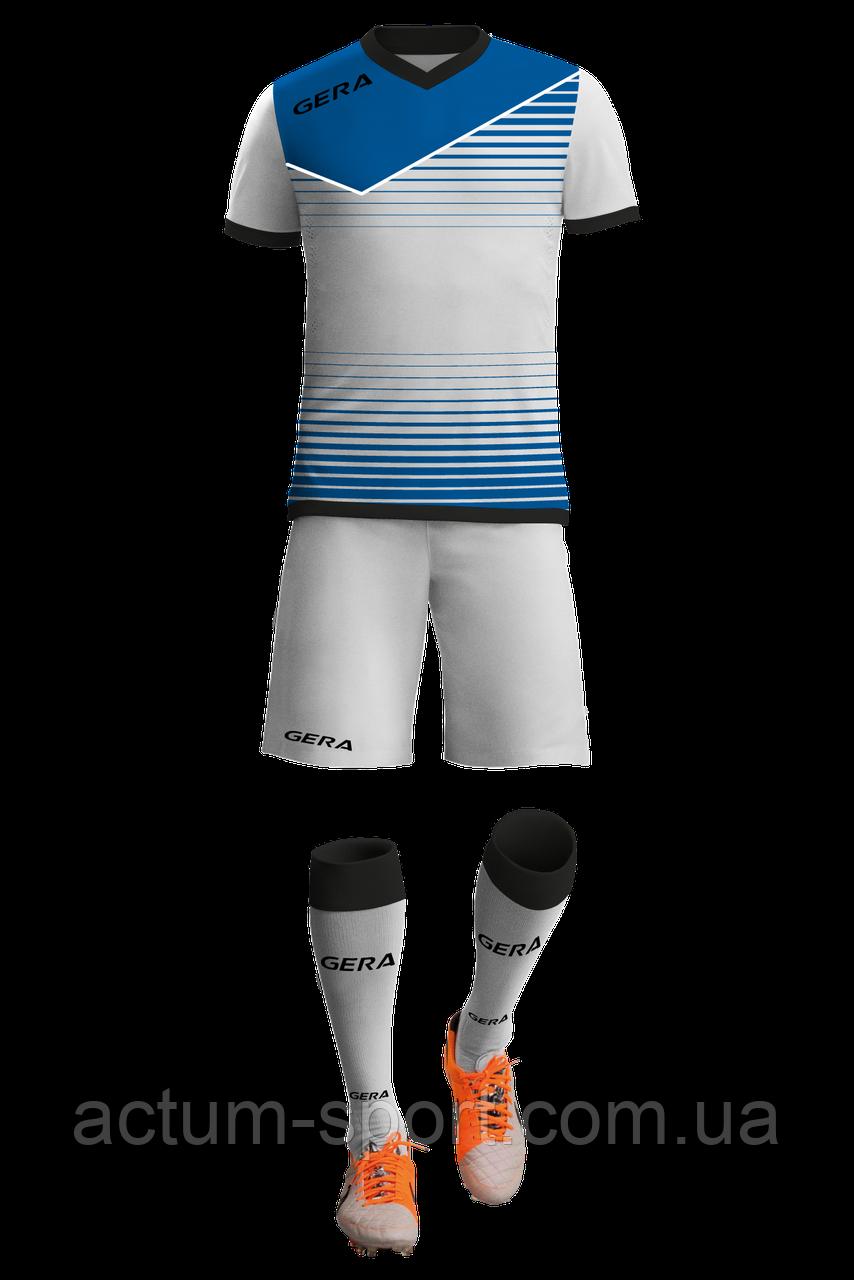 Футбольная форма Angular Gera с гетрами