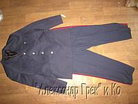 Милицейский костюм повседневный (китель + брюки)