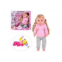 Кукла пупс шарнирная Любимая сестра  с аксессуарами BLS002А, Warm Baby, Беби Берн