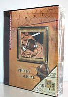 """Фотоальбом """"Ретро""""  Размер: 28-33-6см. 20 магнитных листов"""