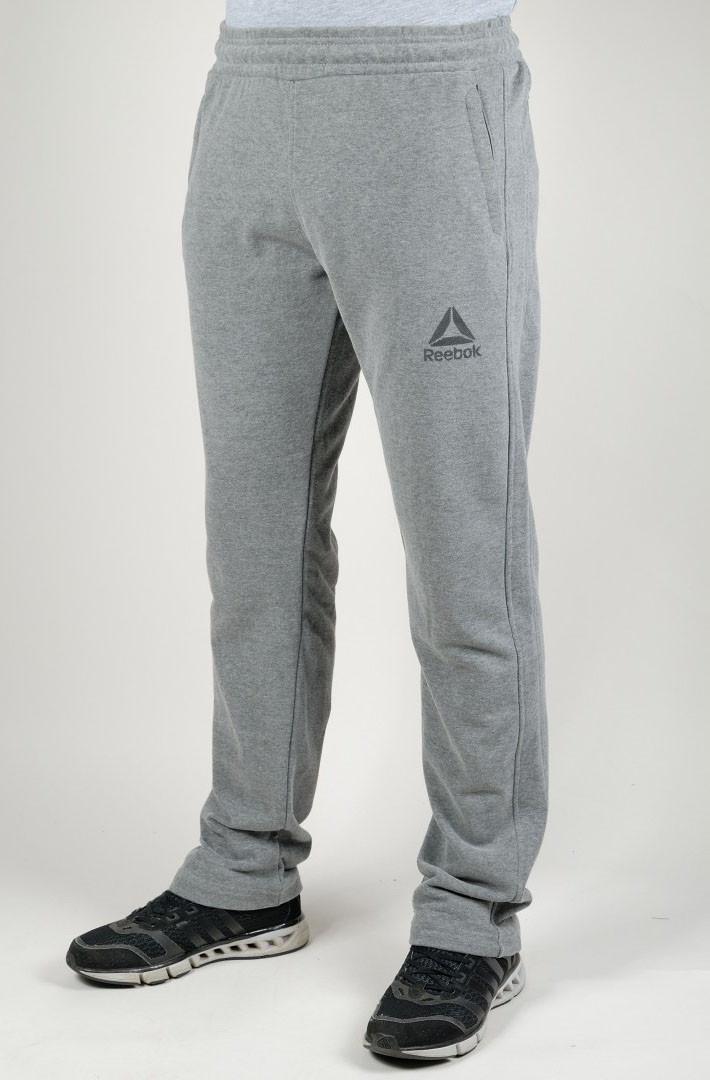 Спортивные брюки REEBOK 21114 светло-серые