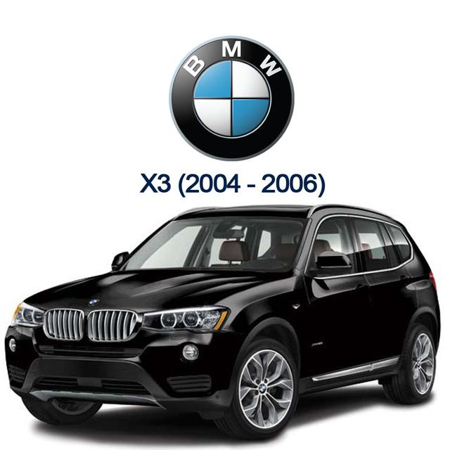 BMW X3 (2004 - 2006)
