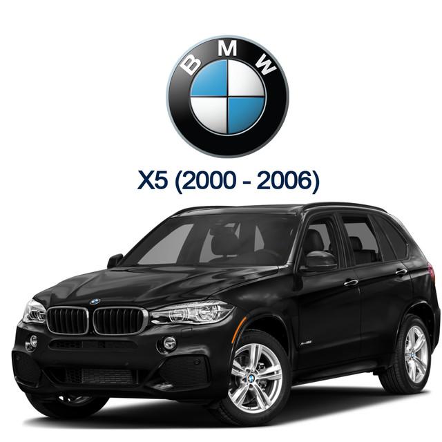 BMW X5 (2000 - 2006)