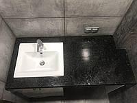 Гранитная столешница из натурального камня для кухонь, баров, ванных