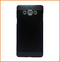Накладка Motomo 2in1 для Samsung Galaxy А7 SM-A700H Black