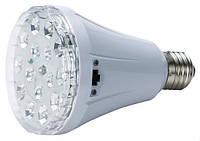 Энергосберегающая светодиодная лампа с аккумулятором и функцией аварийного питания 1895