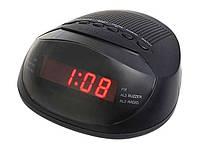 Часы сетевые с Радиоприемником Supra CR318P