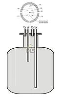 Встраиваемый накопительный бойлер внутреннего нагрева (АБНБ)