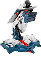 Пила торцовочная Комбинированная Bosch GTM 12 JL Professional 0601B15001