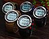 Часы с пульсометром и шагомером Skmei 1111 green, фото 7