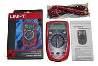 Мультиметр цифровой UT33D тестер