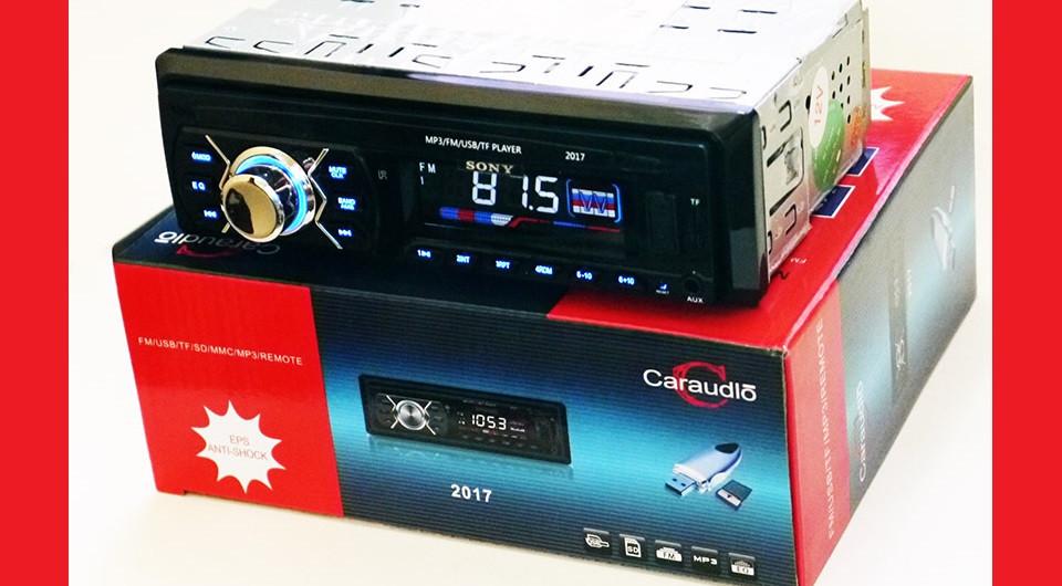 Автомагнитола Sony 2017 ISO - USB+SD+AUX+FM (4x50W)