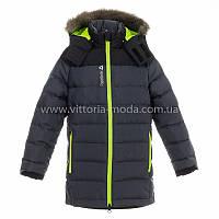 Пальто серое Reebok - 3,6,8,10 лет
