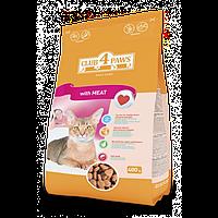 Club 4 Paws сухий корм для котів м'ясне філе