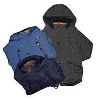 Куртка утепленная для мальчика Egret 98-128 см, оптом № B61116