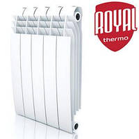 Радиатор биметаллический Royal Thermo Vittoria + 500/90 (8 секций) Италия