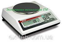 Лабораторные электронные весы АXIS серии А-500, до 500 грамм, дискретность 0,01