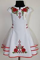 Вишите плаття для дівчинки: Зоряна 152