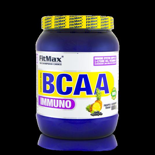 FitMax BCAA Immuno 600 g, ФитМакс БЦА Иммуно 600 грамм