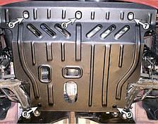 Защита двигателя Fiat Panda (с 2003--) Полигон-Авто