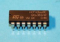 HCF4066BE; (DIP-14)