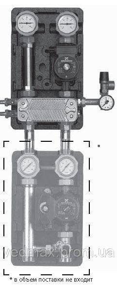Отопление насосной теплообменниками Паяный теплообменник охладитель GEA FPA 5x12-60 Братск