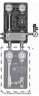 Монтаж отопления Насосная группа с разделительным теплообменником и насосом с бронзовым корпусом