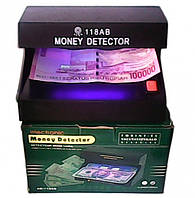 Детектор валют с ультрафиолетовой лампой 118