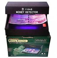 Портативний Детектор валют з ультрафіолетовою лампою 118AB