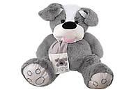 Мягкая игрушка Собачка с шарфом ABY 29510\60