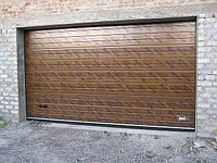 Ворота гаражные секционные Алютех 2250х2000