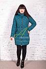 Модное женское пальто сезона зима 2017-2018 - (модель кт-3), фото 4