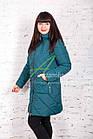 Модное женское пальто сезона зима 2017-2018 - (модель кт-3), фото 5