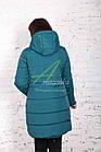 Модное женское пальто сезона зима 2017-2018 - (модель кт-3), фото 6