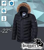 "Куртка с манжетами Braggart ""Aggressive"" Размеры 46- 56"