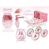 """Коляска для куклы 87021 """"Daniela"""", 68х27,5х80 см (Y)"""