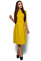 Платье миди Сомали