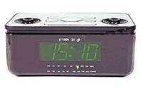 Часы с Радиоприемником сетевые Happy Sheep YJ 8118