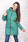 Теплая женская куртка зима 2017-2018 - (модель кт-161), фото 4