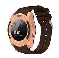 Смарт часы Smart Watch Phone V8 Gold