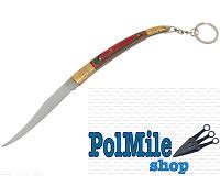 Складной нож-брелок Наваха 516
