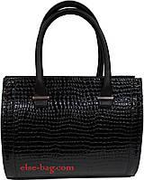 Женская сумочка  каркасная, прямоугольная, фото 1