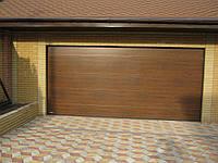 Ворота в гараж Алютех 3000х2250