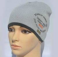 Яркая демисезонная шапка для мальчика.Bos'ka.Польша., фото 1