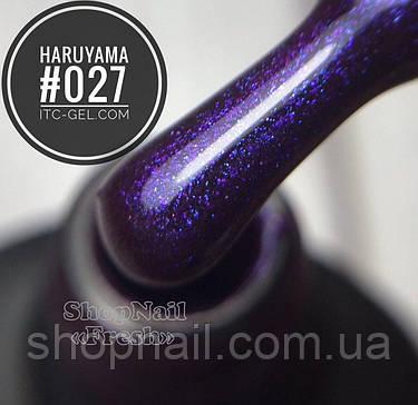 Гель-лак Haruyama №027, 8 мл, фото 2