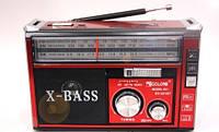 Радиоприемник с мп3 и фонарем GOLON RX-381