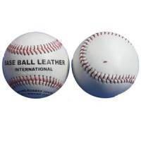 Мяч бейсбольный из натуральной кожи